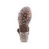 Sandali in vera pelle weinbrenner, marrone, 564-4254 - 19