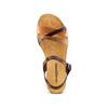 Sandali in vera pelle weinbrenner, marrone, 564-4254 - 17