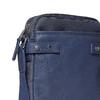 Borsa a tracolla blu bata, blu, 969-9366 - 26