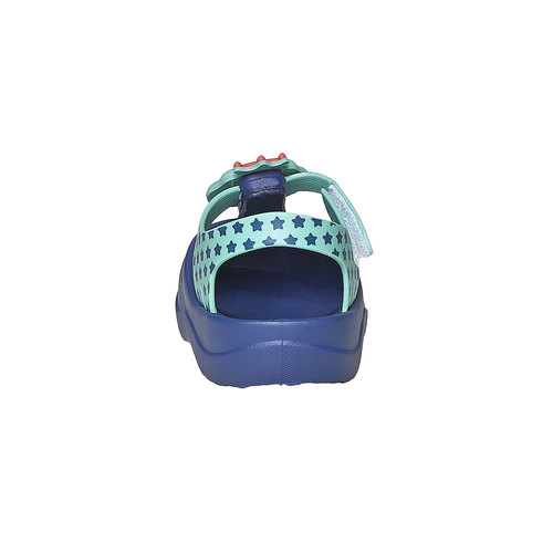 Sandali blu da bambino ipanema, blu, 172-9117 - 17