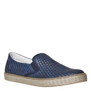 Slip-on da uomo north-star, viola, 851-9316 - 13