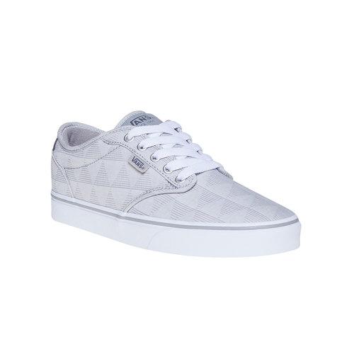Sneakers casual da uomo vans, grigio, 889-2199 - 13