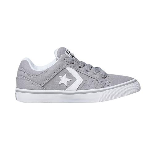 Sneakers grigie da bambino converse, grigio, 389-2259 - 15