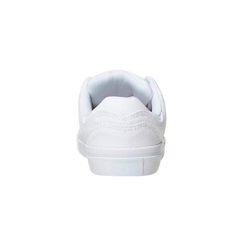 Sneakers bianche da donna converse, 589-0359 - 17