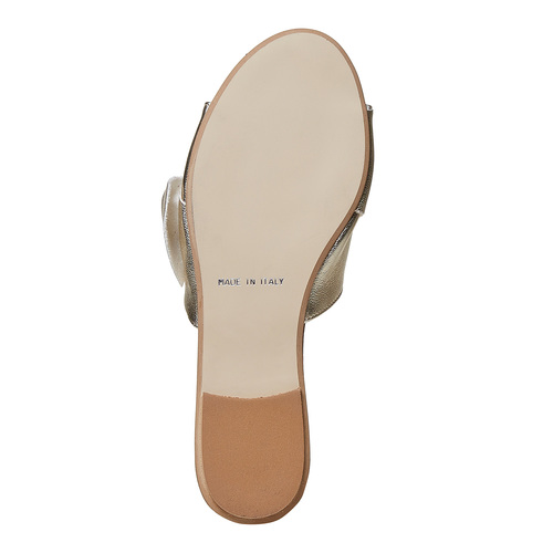 Slip-on dorate da donna bata, oro, 564-8411 - 26