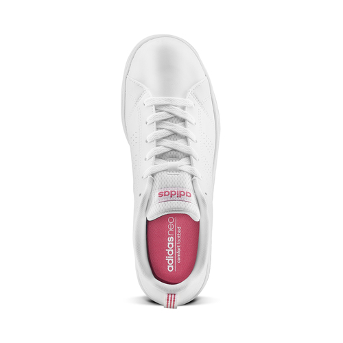 Adidas VS Advantage adidas, bianco, 401-5133 - 15