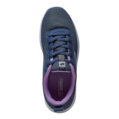 Scarpe sportive da donna lotto, blu, 509-9952 - 19