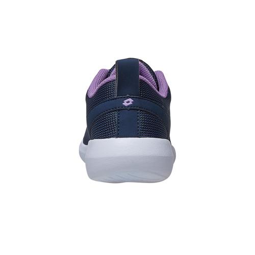 Scarpe sportive da donna lotto, blu, 509-9952 - 17