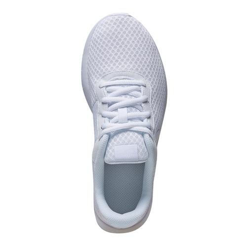 Sneakers bianche da ragazzo nike, bianco, 409-1458 - 19