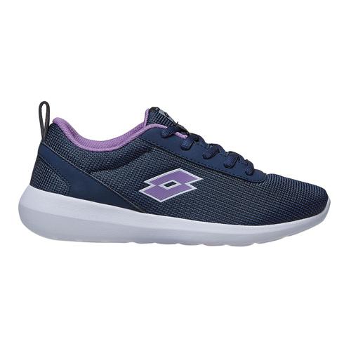 Scarpe sportive da donna lotto, blu, 509-9952 - 15