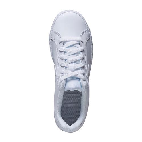 Sneakers bianche da donna nike, bianco, 501-1564 - 19