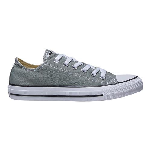 Sneakers grigie da donna converse, verde, 589-7379 - 15
