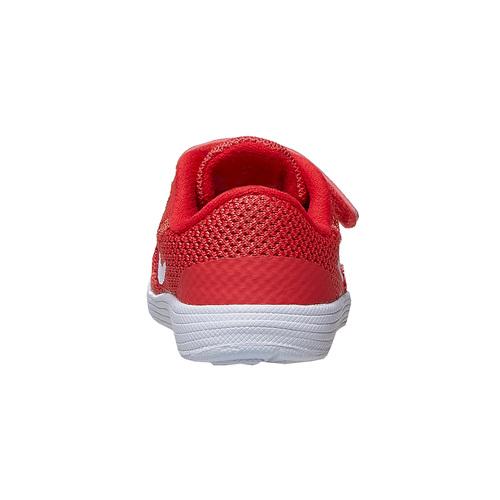 Sneakers rosse da bambino nike, rosso, 109-5249 - 16