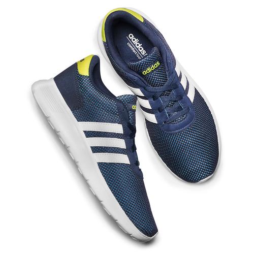 Adidas Neo da bambino adidas, blu, 409-9288 - 19