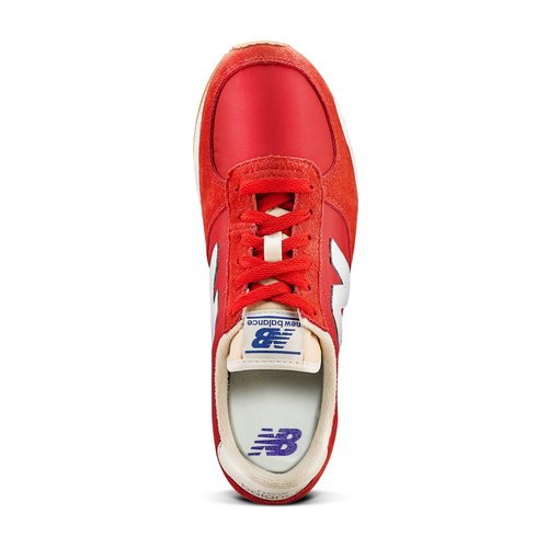 New Balance 220 da uomo new-balance, rosso, 809-5320 - 15