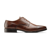 Derby da uomo in pelle bata-the-shoemaker, marrone, 824-4184 - 26