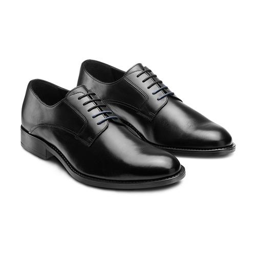 Scarpe stringate classiche da uomo bata, nero, 824-6874 - 16