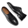 Stringate Oxford da uomo bata-the-shoemaker, nero, 824-6214 - 19