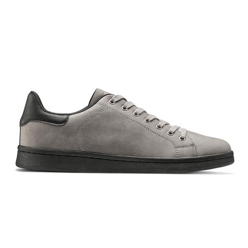 Sneakers North Star uomo north-star, grigio, 841-2731 - 26