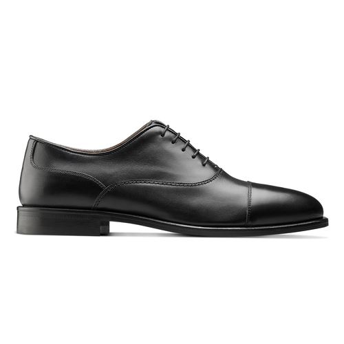 Stringate Oxford da uomo bata-the-shoemaker, nero, 824-6214 - 26