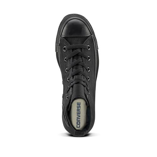 Scarpe alte Converse converse, nero, 589-6678 - 15