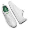 Adidas Neo in pelle sintetica bianca con tre strisce traforate adidas, bianco, 801-1200 - 19