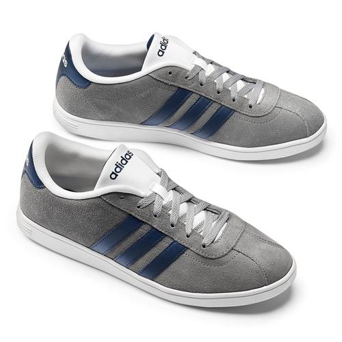 Sneakers Adidas uomo adidas, grigio, 803-2122 - 19