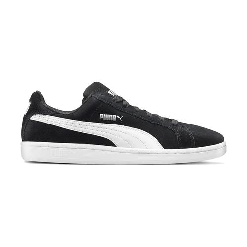 Sneakers da uomo in pelle puma, nero, 803-6312 - 26