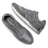 Sneakers North Star uomo north-star, grigio, 849-2732 - 19