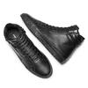 Sneakers nere alla caviglia north-star, nero, 841-6504 - 19