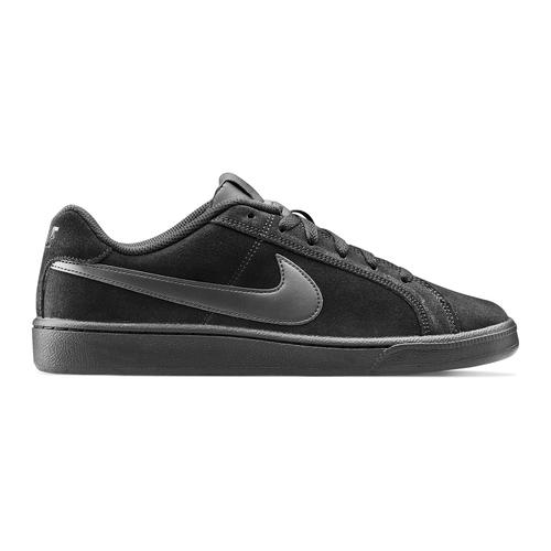 Sneakers Nike da uomo in suede nike, nero, 803-6302 - 26