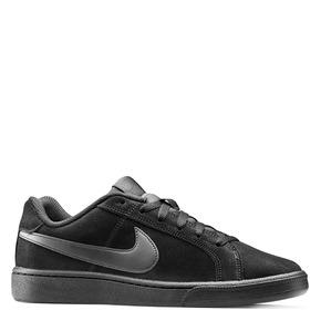 Sneakers Nike da uomo in suede nike, nero, 803-6302 - 13