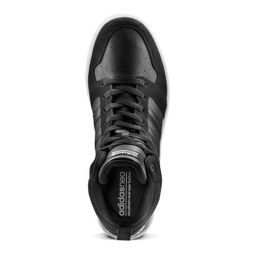 Sneakers alte Adidas da uomo adidas, nero, 801-6213 - 15