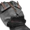 Zaino da uomo con coulisse bata, nero, 969-6154 - 17