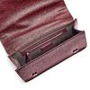 Borsa a tracolla dettaglio catena bata, rosso, 961-5149 - 16