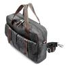 Working Bag da uomo bata, nero, 969-6131 - 17