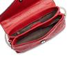 Borsa rossa con manico e tracolla bata, rosso, 961-5172 - 16