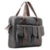 Working Bag da uomo bata, nero, 969-6131 - 13