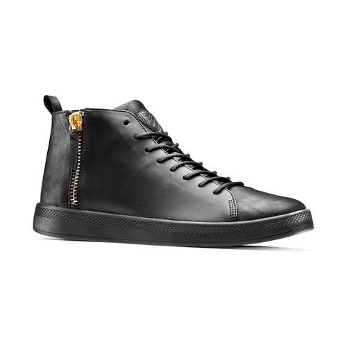 Sneakers alte Atletico bata, nero, 541-6338 - 13