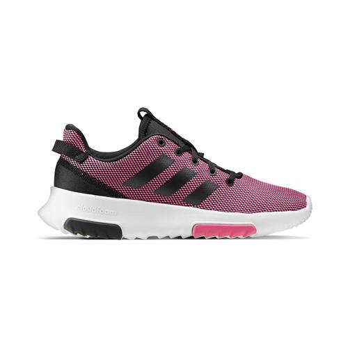 Scarpe Adidas da ragazza adidas, rosa, 409-5289 - 26