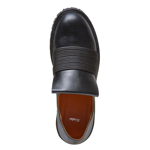 "Scarpe Young Designers ""Straight Black"" bata, nero, 836-6600 - 15"