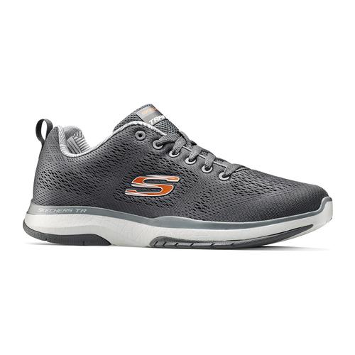 Scarpe Skechers da uomo skechers, grigio, 809-2330 - 13