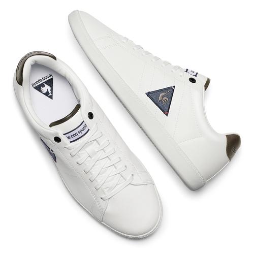 Sneakers Le Coq Sportif uomo le-coq-sportif, bianco, 801-1197 - 19