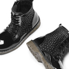 Ankle boots con strass mini-b, nero, 391-6402 - 19
