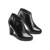 Stivaletti donna con tacco bata, nero, 794-6671 - 16