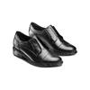 Scarpe basse da donna bata, nero, 514-6136 - 16