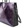 Shopper con borsello removibile bata, viola, 961-5200 - 15