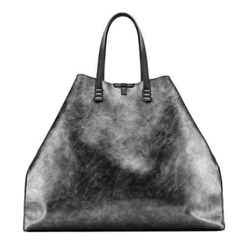 Shopper con borsello interno bata, nero, 961-2200 - 26