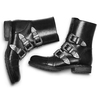 Bikers Melissa Satta Capsule Collection, nero, 594-6549 - 19