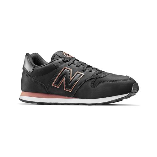 Sneakers da donna New Balance new-balance, nero, 501-6500 - 13